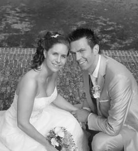 Bruidspaar Remco & Annelies