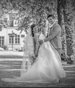 Bruidspaar Kimberley & Virgil