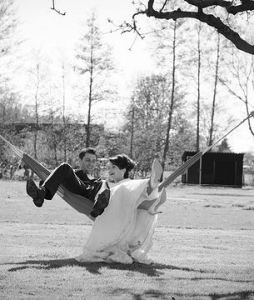 Bruidspaar Maarten & Anneke