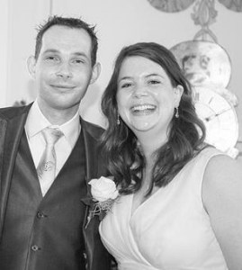 Bruidspaar Maarten & Barbara