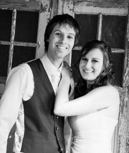 Bruidspaar Niels & Marleen