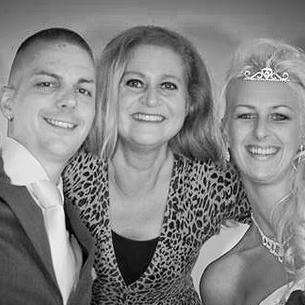 Bruidspaar Patrick & Lilian