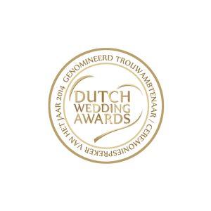 Logo Genomineerden Trouwambtenaar - ceremoniespreker