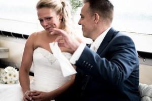 Unieke trouwceremonie